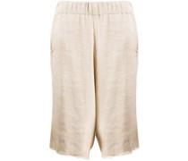 Knielange Oversized-Shorts