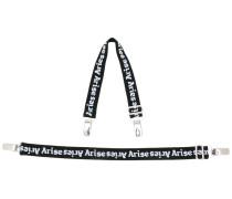 - suspenders - women - Elastan/andere Fasern