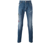 'Twisted Bear' Jeans