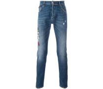 'Twisted Bear' Jeans - men - Baumwolle/Elastan