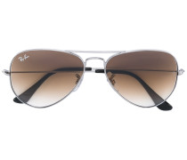 Sonnenbrille mit 'Aviator'-Design