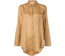 'Boy' Hemd im Pyjama-Look