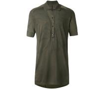 Langes Poloshirt - men - Baumwolle - S