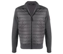 'HyBridge' Jacke mit Stehkragen