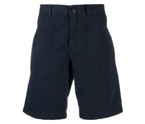 Knielange Shorts