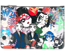 'Manga Punk' Clutch