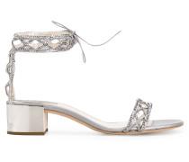 Sandalen mit Nieten - women