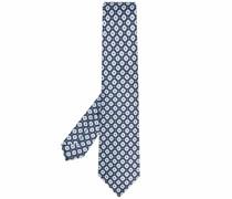 Geometrisch gemusterte Krawatte