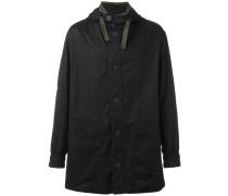 Mantel mit Kapuze - men - Baumwolle - 48