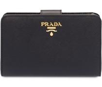 Mittelgroßes Portemonnaie mit Logo
