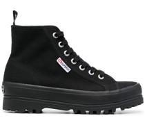 x 10 Corso Como Sneakers aus Canvas
