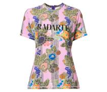 "T-Shirt mit ""Radarte""-Print"
