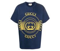 T-Shirt mit -Print