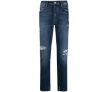 'Wings' Skinny-Jeans