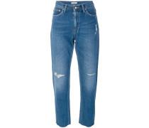 'Patti' Cropped-Jeans