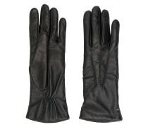 gathered detail gloves