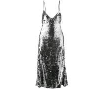 Camisole-Kleid mit Pailletten - women