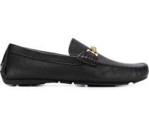 Loafer mit Medusa-Applikation