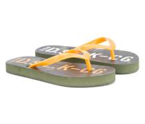 - Flip-Flops mit Camouflage-Print - kids