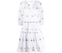 'Mirabelle' Kleid mit Blumen-Print