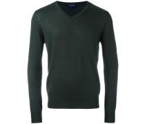 Pullover mit V-Ausschnitt - men - Kaschmir - S