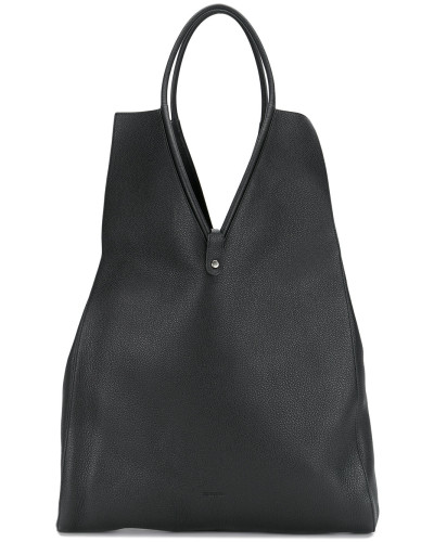 large cut-out tote