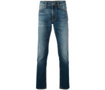- Jeans mit schmalem Schnitt - men - Organische