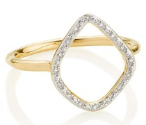 'Riva' Ring mit Diamanten