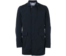 - buttoned pocket coat - men - Polyamid/Elastan