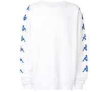 Danilo  x Kappa printed oversized sweatshirt