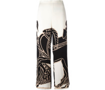 'Trocadero' trousers