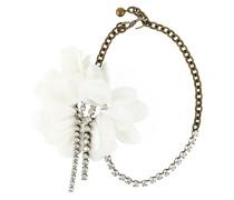 Halskette mit Blumendesign