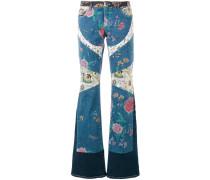 'Enchanted Garden' Jeans