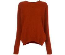 - Oversized-Pullover mit Rundhalsausschnitt