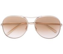 - Pilotenbrille mit runden Gläsern - women