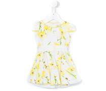 - floral print dress - kids