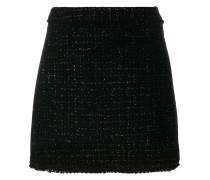 Minirock aus Wolle