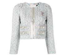 - bouclé jacket - women