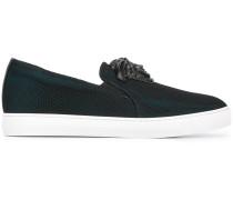 'Palazzo Medusa' Slip-On-Sneakers