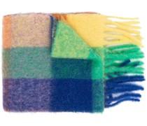 Großer Schal mit Karomuster