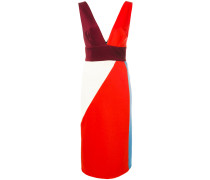 Kleid in Colour-Block-Optik - women