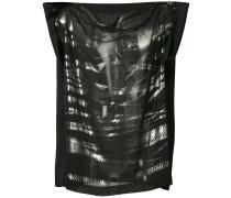 Semi-transparentes Top - women - Polyester - 2