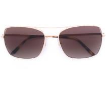 'Santos' Sonnenbrille - men - Acetat/metal
