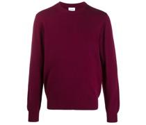 logo cashmere jumper