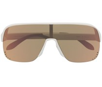 Sonnenbrille in Maskenform