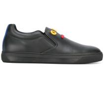 'Faces' Slip-On-Sneakers - men