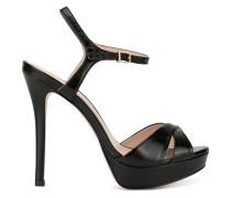 Sandalen mit Plateausohle