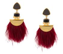 Parrot earrings