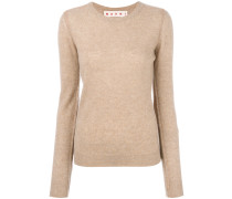 fitted cashmere sweater