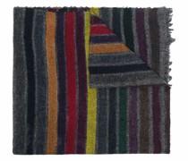 Leichter Schal mit Streifen